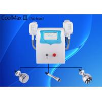 Quality Portable Cryolipolysis Body Slimming Machine With Cavitation RF Lipo Laser for sale