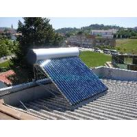 China Compact Pressurized Solar Water Heater on sale