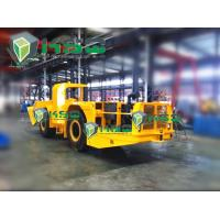 Quality DEUTZ BF6L914C Engine Load Haul Dump Machine , underground lhd mining equipment KSQ RL -3 for sale