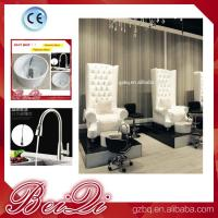 Quality Wholesales Salon Furniture Sets New Style Luxury Pedicure Chair Massage Chair in Dubai for sale