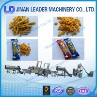 Quality automatic extruder Sala sticks service machinery for sale