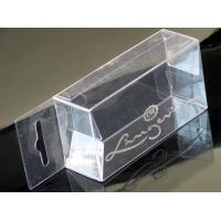 Quality Hot Stamping Transparent PP/PET Packaging Box wholesale in China for sale