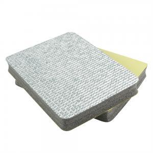 Quality Lowes Fire Resistant Hvac Foam Insulation Heat Polyolefin / Polyethylene Sheet for sale