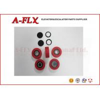 Quality Step Escalator Roller D70-25-6204-2RS Escalator Spare Parts for sale