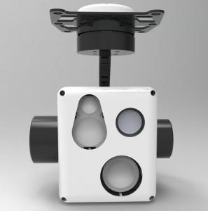 Quality Infrared Electro Optical Sensor System , Electro - Optical Targeting System for sale