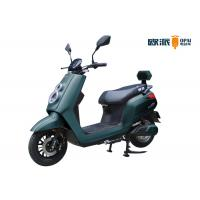 Quality Small Backrest Ladies Electric Scooter Front Big Disk Brake 600W 60km Long Range for sale
