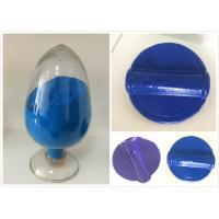 Quality Valve Epxoy Matte Blue Powder Coat Corrosion Resistant Polyester Resin Material for sale