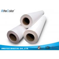 Buy 240gsm Aqueous RC Luster Photo Paper / Inkjet Photo Paper Roll at wholesale prices