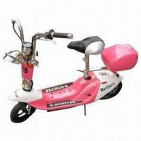 Quality 24V Electric Scooters with Lead Acid Battery and Speed of 20kW/H for sale