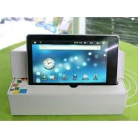 Quality Stock sales 7 Inch Tablet Touchpad Tablet pc with 3G phone call and GPS function for sale