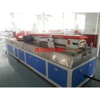 Quality Lightweight WPC Profile Extrusion Line For Decking / Fencing for sale