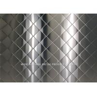 Quality 304 Checked Stainless Steel Surface Finish Corrosion Resistance construction Use for sale