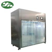 Quality GMP Clean Room Laminar Air Flow Cabinet Hood Weight Booth For Pharmaceutical for sale