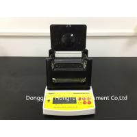 Quality Digital Electronic Precious Metal Tester , Gold Density Tester , Gold Purity Tester with Printer AU-2000K for sale
