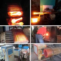 Quality 380V 50 / 60HZ Induction Heat Treatment Machine Induction Heating Unit Easy Operation for sale