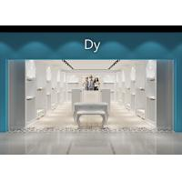 Quality Pure White Kids Clothing Store Fixtures / Department Store Fixtures Modern Style for sale
