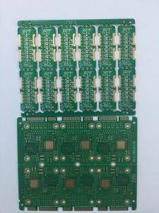 Quality 4 Layers fr4 TG180 1.60mm Heavy Copper PCB with 3 OZ Copper for sale