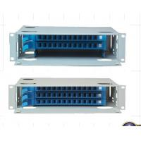Quality SF-FPP010: ODF Sliding Type Fiber Optic Patch Panel for sale