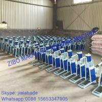 Buy For Russia market,Piston Typed Single Bucket Mobile Milking Machine,small portable milking machine for cow and sheep at wholesale prices