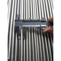 Quality Nickel Alloy Steel Seamless Pipe Corrosion Resistance For Heat Exchanger for sale
