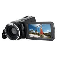 """Quality HOLIDE FHD 1080P Video Camera Camcorder 3.0"""" LCD 270 Degree Rotation Touchscreen 24MP 16X for sale"""