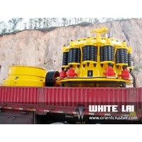 Quality 160kw Hydraulic Coarse Stone Crusher Plant Stone Quarry With Simens Motor for sale