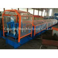 Quality 80-300 C U Purlin Cold Metal Roll Forming Machine Steel Frame 8-12m/Min for sale