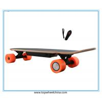 Buy cheap China factory wholesale 4 wheels skate board remote control boosted electric skateboard from wholesalers
