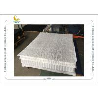 Quality Double Deck Mattress Pocket Spirng Unit Soft On Top And Hard Bottom Multifunctional For Mattress Filler for sale