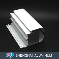 Quality Powder Coated White Aluminum Profile Frames to Make Doors for Nigeria Market for sale