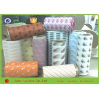 China Attracted Style Gift Wrap Tissue Paper , Gravure Printing Waterproof Wrapping Paper on sale