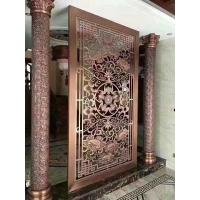 Quality Wall Decoration Bronze Relief Sculpture 200cm x 350cm With Copper Surface Finish for sale