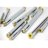Quality High Tensile M22 Steel Door Frame Anchors With Steel Machine Screw And Colors Cap for sale