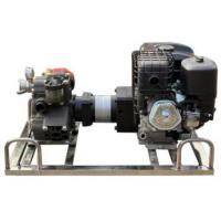 China Lt95\15 High Pressure Forest Fire Pump Stainless Steel Frame Mobile Type on sale