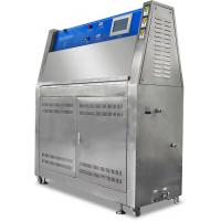 Quality Touch Screen UV Aging Test Chamber,Accelerated UV Lamp Tester for sale