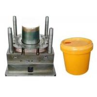 China Hot Runner Auto Injection Molding Machine Metal Stamping Plastic Bucket Injection Mould for sale