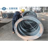 Quality EN10222 P305GH Carbon Steel Forged Stainless Steel Disc Proof Machined Boiler Forgings for sale