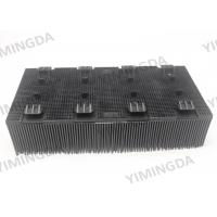 Quality Black bristle blocks for Lectra MH Cutter size 192.5x95x43.5mm for sale