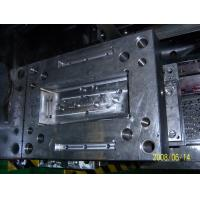 Buy 12 Sliders Flap Lever Multi Cavity Mold , DME Custom Injection Mould at wholesale prices