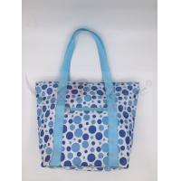 Quality 600D Printing Polyester Travel Tote Bags With Zipper Large Capacity 48*35*19 cm for sale