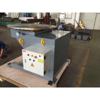 Quality 1.1kw Motor 2 Ton Head Tail Rotary Weld Positioner With Drive And Idler for sale