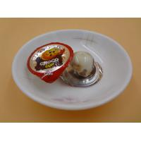 Quality Children Love White Chocolate Chip Biscuits Cup Shaped Choco Jam Cookies for sale