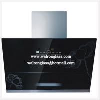 Quality Top Quality Toughened Silk Screen Printing Glass for Range Hoods/Kitchen for sale