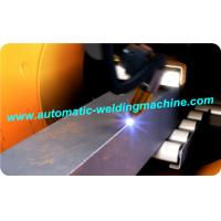 Quality Automatic Laser Structure Steel CNC Cutting Machine Easy Operation for sale