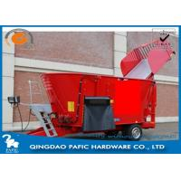Buy Multilift System Type TMR Fodder Processing Wagon Machine Used in Livestock Farm at wholesale prices