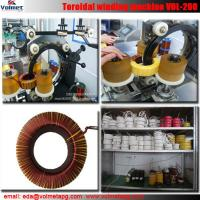 Quality simple operation+high quality for copper wire coil winding machine for transforme range for sale