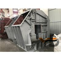 China Large Feed Inlet Impact Stone Crusher High Capacity Stable Shaft 90 - 110kw Power on sale