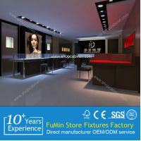Quality jewelry counter display for interior jewellery shop furniture for sale