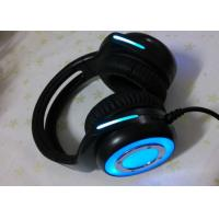 Buy Cool wired stereo gaming headset noise cancelling microphone / blue gaming at wholesale prices