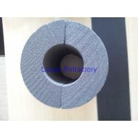 Quality Cellular Glass Pipe Insulation Use In Petroleum , Thermal Glass Wool for sale